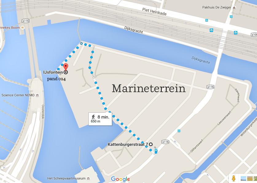 kaartje-marineterein